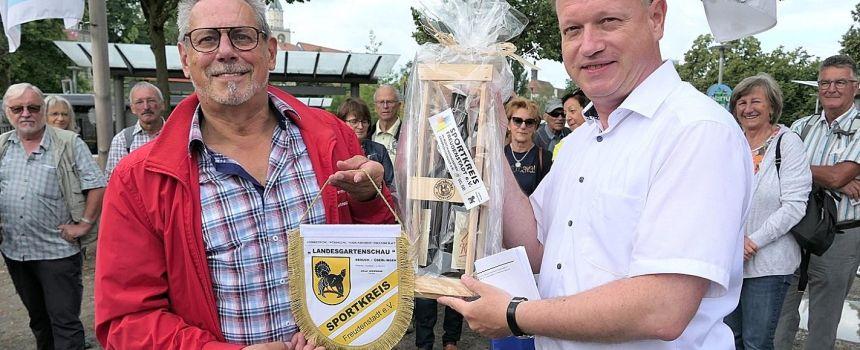Sportkreis Freudenstadt besucht die Landesgartenschau in Überlingen